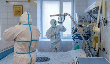 В Москве развернуто около 16 тысяч коронавирусных коек, сообщил депздрав
