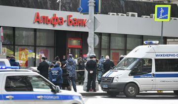 Delivery Club опроверг данные о захвате банка в Москве курьером сервиса