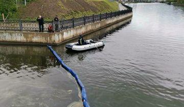 Спасатели остановили распространение загрязнения в подмосковных реках