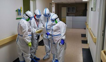 Главный инфекционист Минздрава оценила мощность второй волны коронавируса