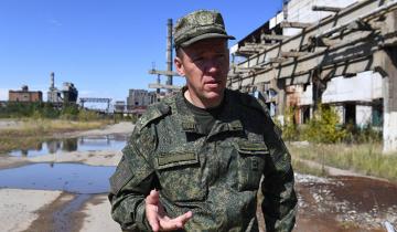 Евгений Вебер: Минобороны обеспечит безопасность работ в Усолье-Сибирском