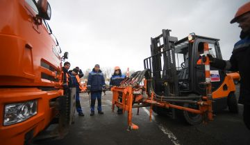 Пять наивных вопросов специалисту: обслуживание дорог Москвы в холода