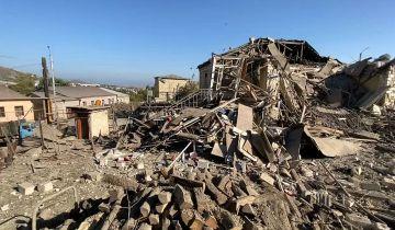 Армения и Азербайджан объявили перемирие с 18 октября