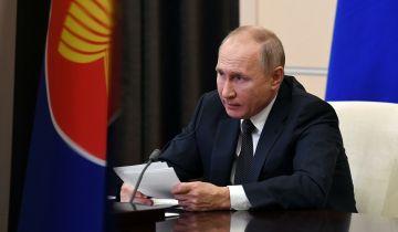 """С точки зрения права"". Путин порассуждал о принадлежности Карабаха"