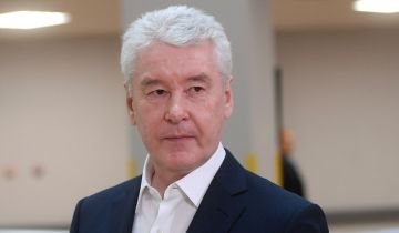 Собянин: в Москве не снижается число госпитализаций больных COVID-19
