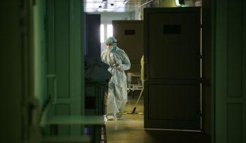 В России за сутки выписали 27 956 переболевших COVID-19