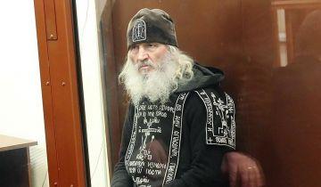 ФСИН опровергла сообщения об ухудшении здоровья бывшего схимонаха Сергия