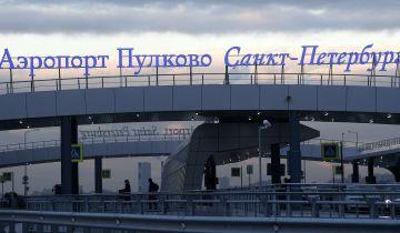 Cамолет рейсом Москва — Салехард совершил аварийную посадку в Пулково