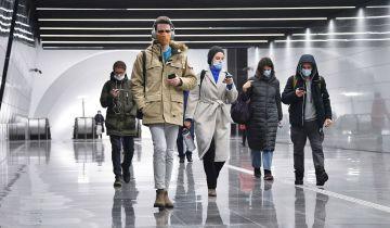 Собянин рассказал о сроках спада заболеваемости COVID-19 в Москве