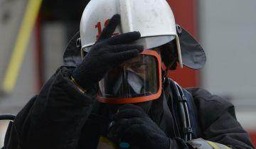 При пожаре в Новой Москве погиб ребенок