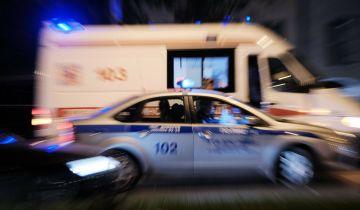 В Москве на Дербеневской набережной столкнулись три автомобиля