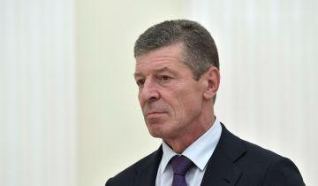 Россия не собирается ограничивать суверенитет Украины, заявил Козак
