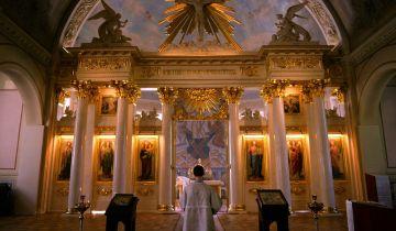 Ремонт в храме при МГУ продолжат после согласования с Мосгорнаследием