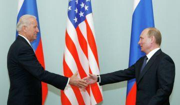 """В США обозначили """"необходимый шаг"""" на переговорах Путина и Байдена"""