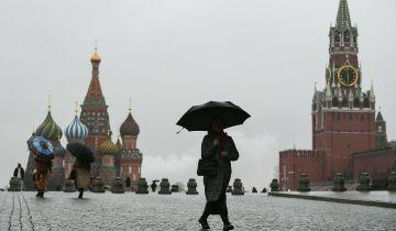 """""""Лето как лето"""": Вильфанд назвал погоду в столице """"старомосковской"""""""