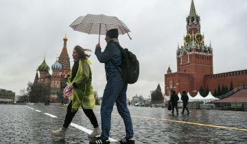"""В Гидрометцентре заявили о возвращении """"старомосковской погоды"""" в столице"""