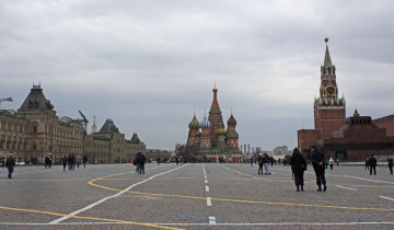 Акциониста Крисевича задержали за стрельбу на Красной площади
