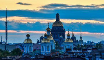 ВЦИОМ выяснил, какие регионы России советуют посетить иностранцам
