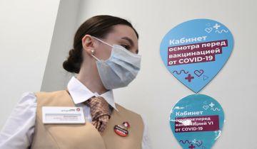 Собянин призвал москвичей привиться от коронавируса