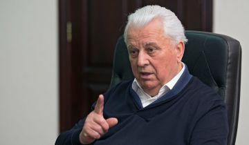 Кравчук ответил на слова Суркова о возвращении Украины силой