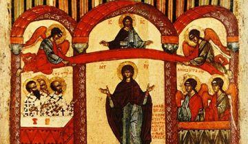 В России отмечают Покров Богоматери