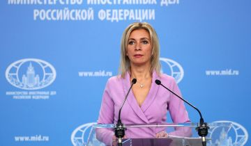 Захарова заявила, что вопрос в том, готовы ли сами США к диалогу с Москвой