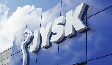 Датский ритейлер JYSK откроет два магазина в торговых центрах Vegas