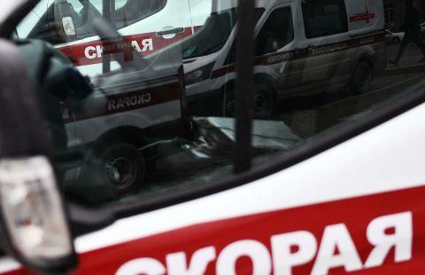 При пожаре в гостинице на юго-востоке Москвы погиб человек