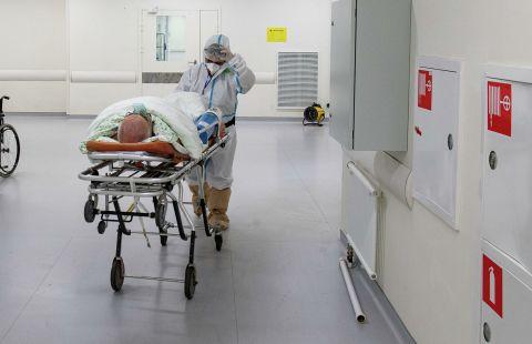 В Москве выявили 2050 новых случаев заражения коронавирусом