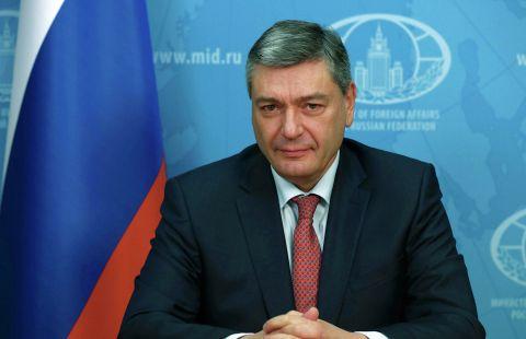 Андрей Руденко: Россия поможет укреплять обороноспособность Таджикистана
