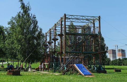 Панда-парк появится в пойме реки Чермянки в Москве