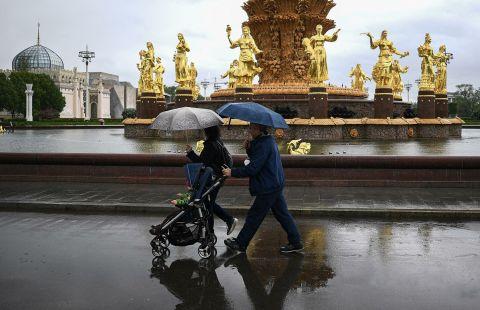 Синоптики рассказали о погоде в Москве в среду