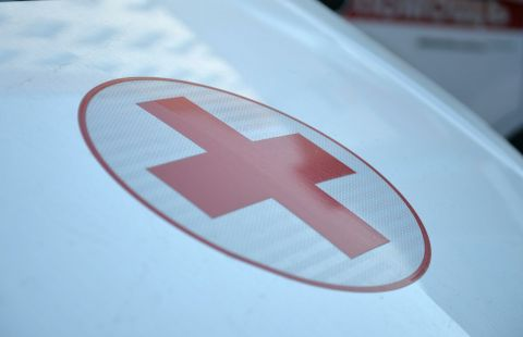 В Москве завершили благоустройство территории больницы имени Сперанского