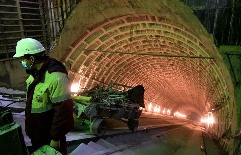 Действующие линии метро на западе Москвы разгрузятся до 22% с вводом БКЛ